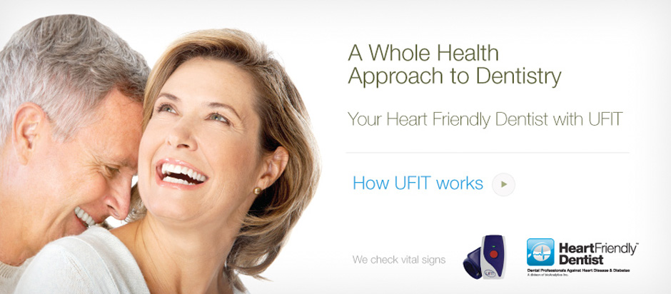 UFIT - Heart Friendly Dentist